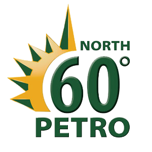 North of 60 logo