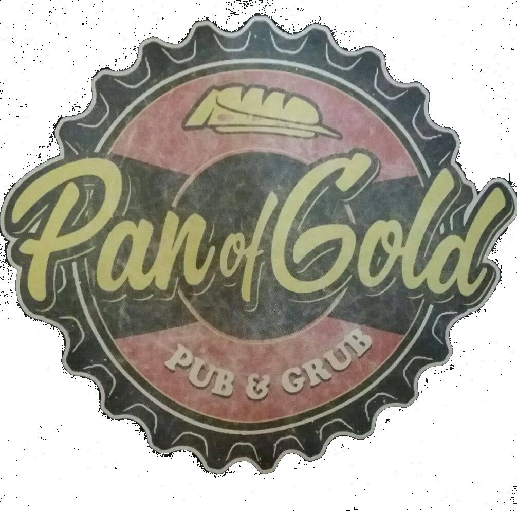 Dawson City Burger Bonanza Pan of Gold